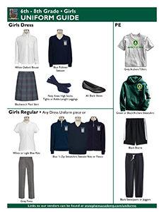 ST  STEPHEN'S ACADEMY | Uniforms